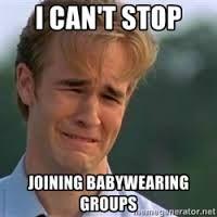 69 Best Babywearing Memes Images Baby Slings Baby Wearing