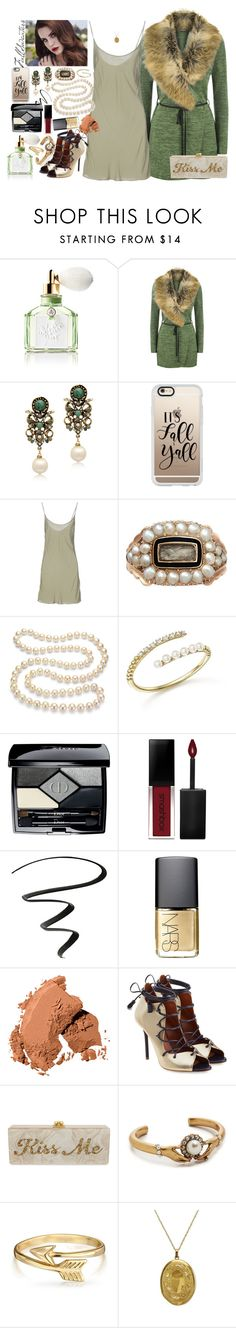 """""""Psychotic Girl - The Black Keys"""" by leo8august ❤ liked on Polyvore featuring Guerlain, WearAll, Alcozer & J, Casetify, Nolita, DaVonna, Meira T, Christian Dior, Smashbox and NYX"""