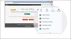 Microsoft Gives In, Releases Office Online Chrome Extension