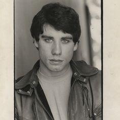 John Travolta by Herb Weil