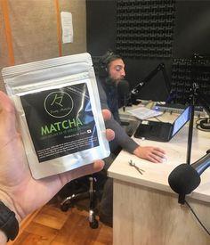 Ahora vamos en vivo en radio @conecta_vitacura para hablar de los beneficios de nuestro #MatchaChile  Entra a www.vitacura.cl y encontraras el link de la radio