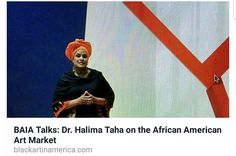 We had the pleasure of interviewing Dr. Halima Taha for a BAIA Talks segment. This segment discusses the art market in the 1980's and today, as well as the historic impact of the ground breaking publication, Collecting African American Art: Works on Paper and Canvas. www.blackartinamerica.com for more.