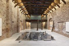 Tadao Ando. Punta della Dogana Museum.