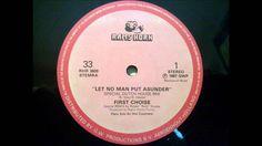 first choice let no man put asunder (special dutch mix) 1987