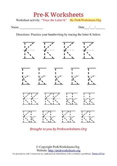Printables Alphabet Worksheets For Pre-k Free worksheets tracing and alphabet on pinterest pre k in pdf learn to trace letters with our free a z printable worksheets