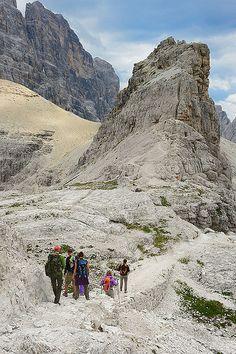Trekking fotografico Tre Cime di Lavaredo 2012 by alpinfoto, via Flickr