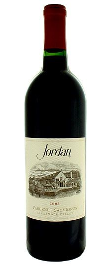 Jordan Cab. Love it!!! My favorite wine.
