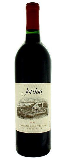 Jordan Cab. Love it!!! My favorite wine.