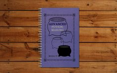 Make your notes and your doodles a little more magical with this Harry Potter Advanced Potion Making notebook. This is perfect for back to school