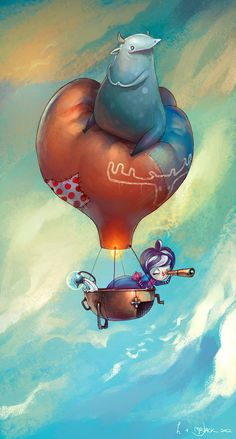 Mission Undirigible by Mr--Jack.deviantart.com on @deviantART