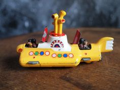 1968 Yellow Submarine toy