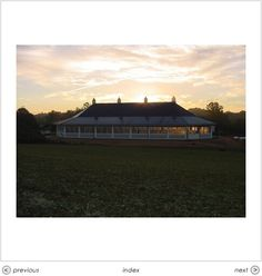 Stoneleigh Farm- where my horse lives. One of my favorite places on earth.
