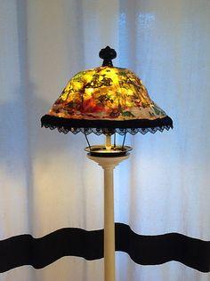 Lampshades/Lampenkapjes Ceja Frida serie les door MargrietThissen