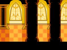 Environment- the hall of judgement in Asgore's castle. Thanks Sans. Bad Timing, Funny Games, I Fall, Most Beautiful, Castle, Geek Stuff, How Are You Feeling, San, World