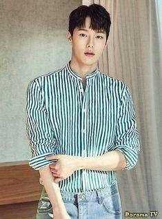 Jang Ki-yong for SIEG Fahrenheit S/S 2018 Collection – dayan Hot Korean Guys, Korean Couple, Korean Men, Korean Food, Asian Actors, Korean Actors, Park Hae Jin, Jung Hyun, Kdrama Actors