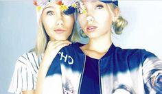 Lisa and Léna ♥️