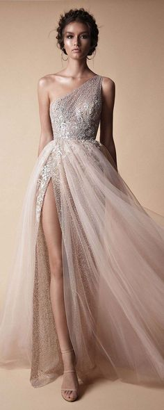 Berta Evening Dress 2018