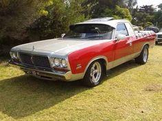 Valiant ute wt Pickup Car, Old Pickup, Pickup Trucks, Australian Muscle Cars, Aussie Muscle Cars, Chrysler Valiant, Big Girl Toys, Luxury Rv, Chrysler New Yorker