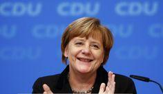 Die Delegierten auf dem Parteitag nehmen den Leitantrag der CDU-Vorsitzenden fast einstimmig an. Den Zuzug wollen sie dennoch begrenzen.