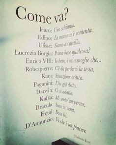 Umberto Eco - Come va? Funny Photos, Funny Images, Book Markers, Magic Words, Jokes Quotes, Love Book, Best Quotes, Quotations, Positivity