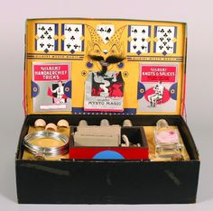 Lot: 430: An A.C. Gilbert Mysto Magic Set,, Lot Number: 3430, Starting Bid: $1,000, Auctioneer: Leslie Hindman Auctioneers, Auction: John Drury Erector & Mysto Magic Auction, Date: October 9th, 2005 EDT