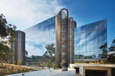 Workplace drama: Novartis Head Office | ArchitectureAU