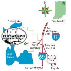 Potawatomi Inn - Pokagon State Park