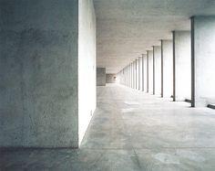 Visions of an Industrial Age: Aldo Rossi by Luigi Ghirri