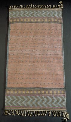 MaryAnne Wise's great shaft switched rug