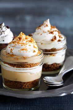 Easy Pudding Parfaits