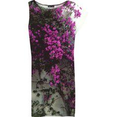 robe bougainvilliers / collection femme été 16 / women's summer 16 collection #agnesb #womenswear