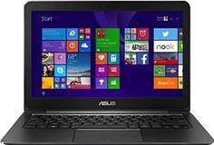 Asus Zenbook UX305FA-FB006H 33,7 cm (13,3 Zoll IPS, QHD+) Notebook (Intel Core-m 5Y10, 8GB RAM, 128GB SSD, Intel HD, Win 8.1) schwarz ,www.pinterest.com/shoppingarewa