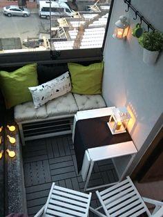 Balkon tasarımı