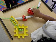 Exploring Geometric Shapes with Your Fidget Belt -  Pinned by @PediaStaff – Please Visit http://ht.ly/63sNt for all our pediatric therapy pins