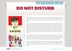 New Do Not Disturb Flags