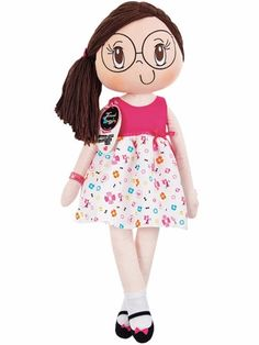 We carry the Huggles Dolls! Life-size character building BFFs. They also have a website and blog.