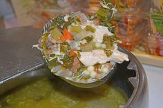 Soup of the Day-Chickarina