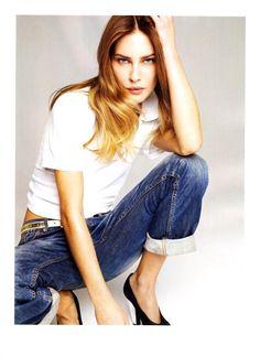 Erin Wasson: H&M Magazine Spring 2010