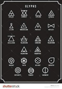 Best Small Tattoo Placement Ideas for Female - Glyphs – Tattoo Placement Chart Small Tattoo Placement, Cool Small Tattoos, Small Tattoo Designs, Small Symbol Tattoos, Awesome Tattoos, Symbols For Tattoos, Greek Symbol Tattoo, Small Tattoos With Meaning, Finger Tattoos