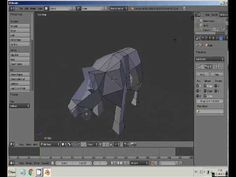 Amazing - Low Poly bull modelling (blender 3D) lowpoly tutorial - Top Fall Projects for Sunday #crafts #DIY  #crafts #dailycraftinspiration #DIY #hacks #handmade #homemade #topcrafts