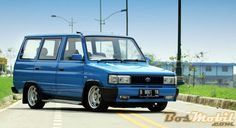 Toyota Kijang full modification