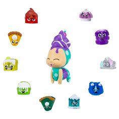 Hana Zuki Full Of Treasures 3 Collections Lot Red Yellow /& Purple Gems