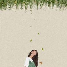Random thoughts – Feel the world through my words Art Sketches, Art Drawings, Flower Art Drawing, Anime Art Girl, Illustration Girl, Aesthetic Art, Oeuvre D'art, Cute Art, Creative Inspiration