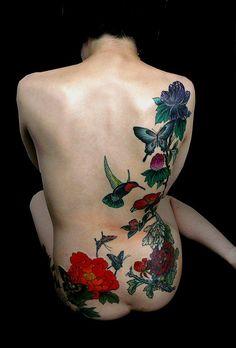 #hummingbird #garden