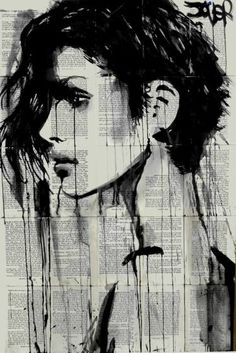 "Saatchi Art Artist Loui Jover; Drawing, ""short cut"" #art"