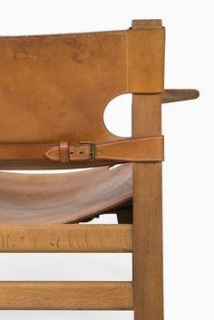 Børge Mogensen Spanish chair by Fredericia at Studio Schalling