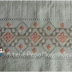 Creative Embroidery, Hand Embroidery, Photo Finder, Straight Stitch, Bargello, Border Design, Detailed Image, Rococo, Ravelry