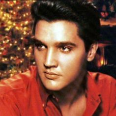 All I want for Christmas is Elvis.