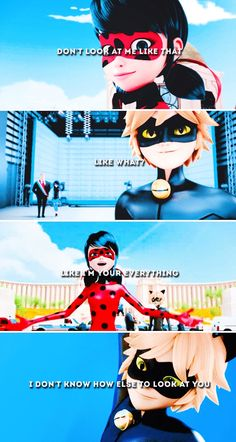 Chat is so cute at the last pic Ladybug Y Cat Noir, Ladybug Comics, Miraclous Ladybug, Adrian And Marinette, Marinette And Adrien, Miraculous Ladybug Wallpaper, Miraculous Ladybug Fan Art, Kids Tv, My Little Baby