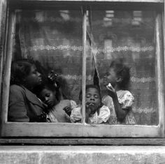 Morris Engel Rebecca of Harlem, NYC, 1945